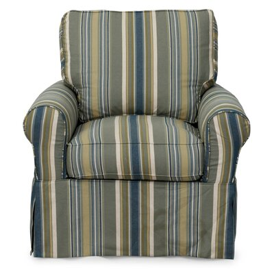 Horizon Swivel Chair Slipcover SU-114993SC-420045