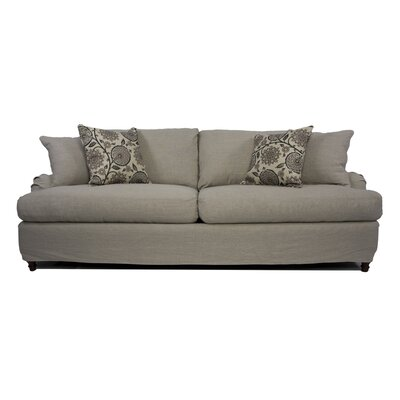 Seacoast T-Cushion Sofa Slipcover Set