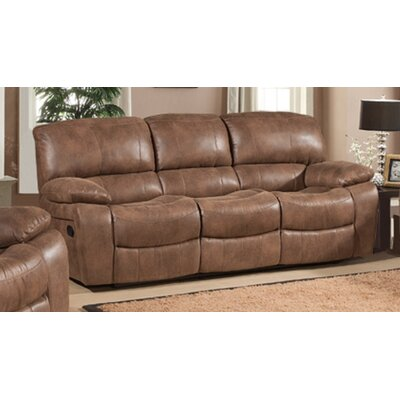 SU-AC1003-11 TG2583 Sunset Trading Snuggle Up Dual Reclining Sofa