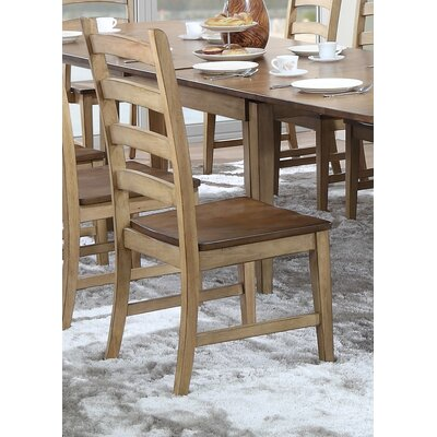 Plainfield Solid Wood Dining Chair