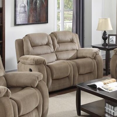 Staas 3 Piece Living Room Set