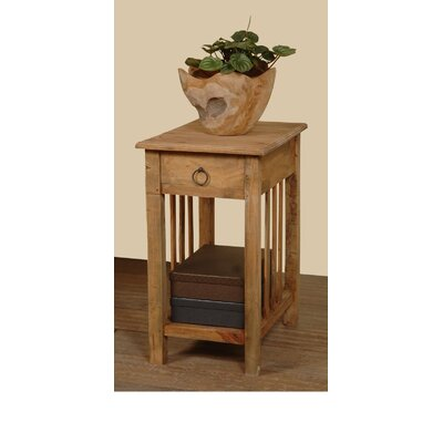 Plattsburgh Narrow End Table