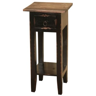 Kaelyn Narrow End Table Finish: Painted