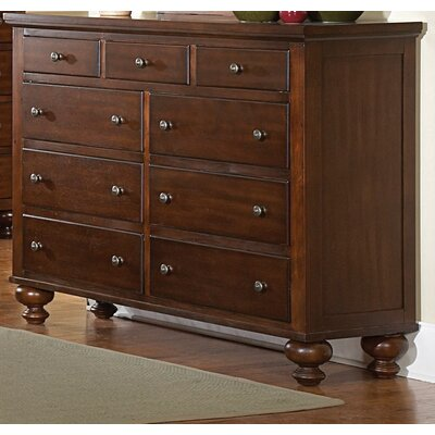 Claire 9 Drawers Dresser