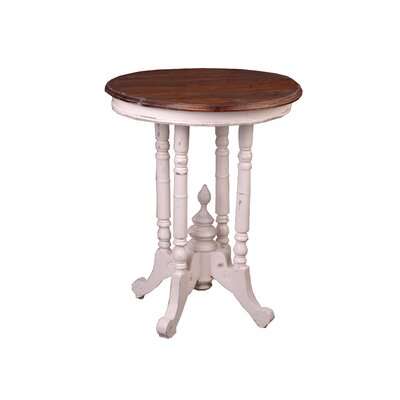 Vonda Round End Table