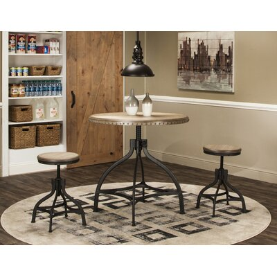 Stenya 3 Piece Dining Set