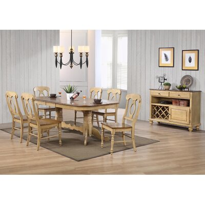 Canoga 8 Piece Dining Set