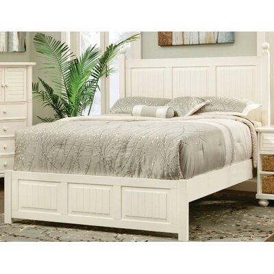 Cousar Queen Panel Bed