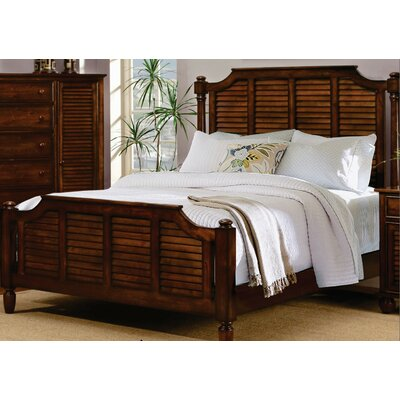 Kiger Panel Bed Size: King
