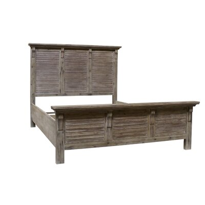 Pastrana Panel 5 Piece Bedroom Set Size: King
