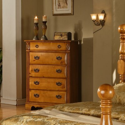 furniture bedroom furniture chest honey pine chest