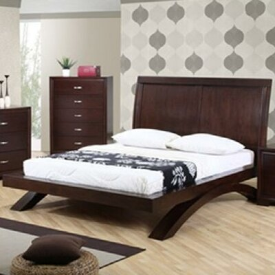 No credit financing Raven Platform Bed...