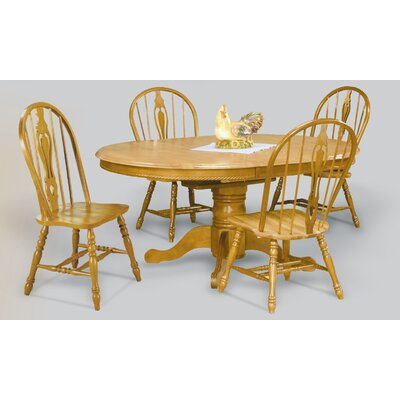 Sunset Trading Sunset Selections Dining Table - Finish: Rich Honey Light Oak at Sears.com