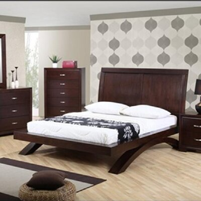 Loan for furniture Raven Platform Bedroom Collection...