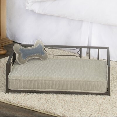 Casual Decorative Metal Dog Bed K4235-B237