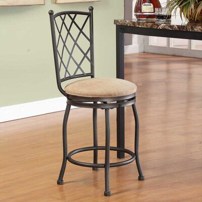 Tristan 24 Swivel Bar Stool