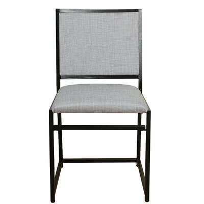 Cullerton Side Chair Upholstery: Dove