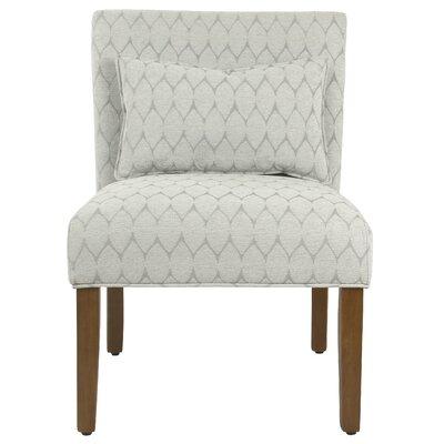 Blackmore Slipper Chair Upholstery: Gray