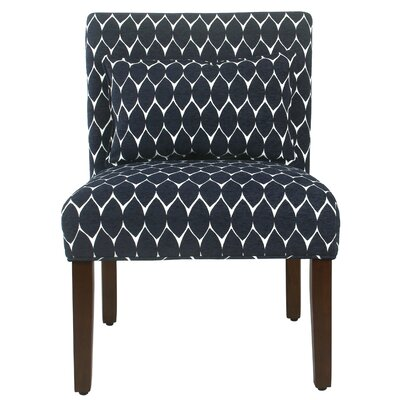 Blackmore Slipper Chair Upholstery: Navy