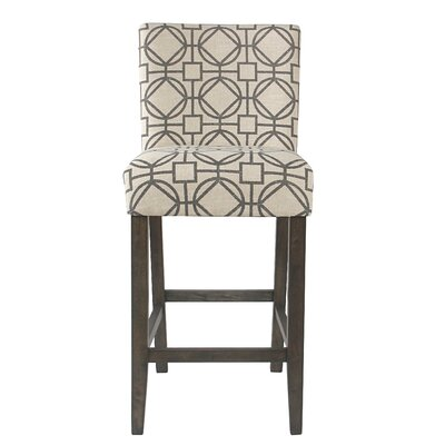 Chessington Lattice 30 Bar Stool