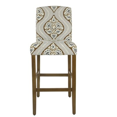 Hazel Curved Back 30.5 Bar Stool