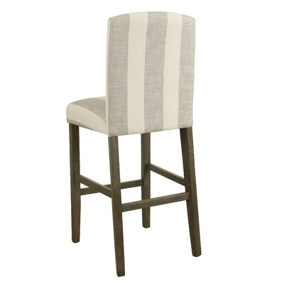 Cale Curved Back 30.5 Bar Stool