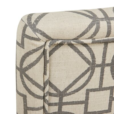 Corinne Parsons Lattice Upholstered Dining Chair
