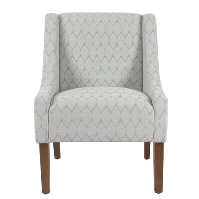 Elston Armchair Upholstery: Gray