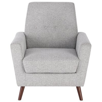Blenheim Armchair Upholstery: Gray
