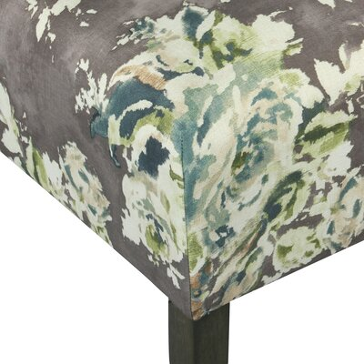 Alleyton Floral Slipper Chair