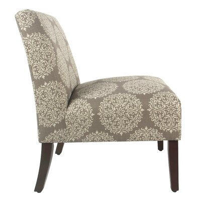 Alleyton Medallion Slipper Chair