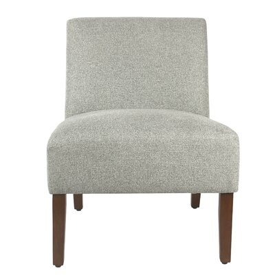Alleyton Slipper Chair Upholstery: Gray