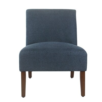 Alleyton Slipper Chair Upholstery: Indigo