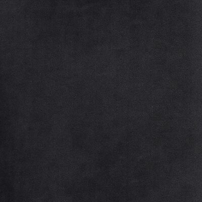 Porras Ottoman Upholstery: Black