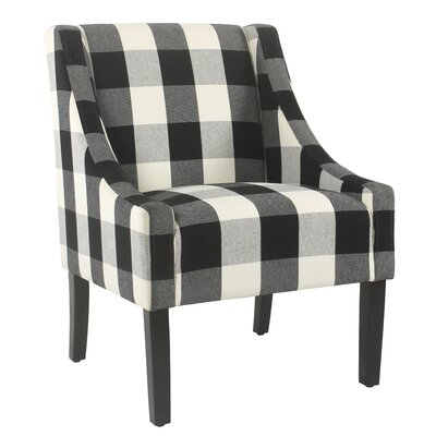 Gullo Modern Swoop Armchair