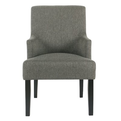 Arrowwood Dining Chair Color: Crosshatch Granite