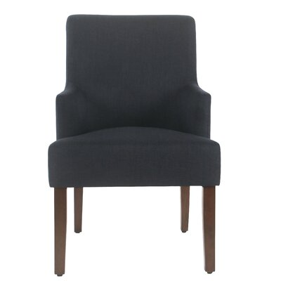 Arrowwood Dining Chair Color: Indigo