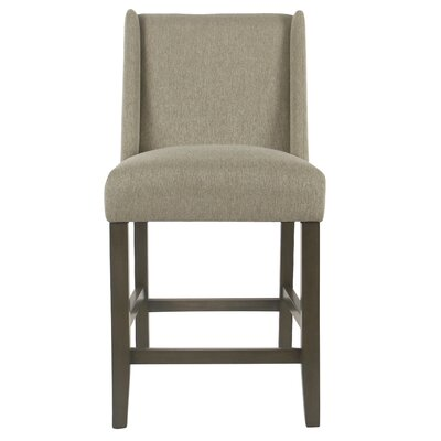 Racine Modern 26 Bar Stool Color: Stone