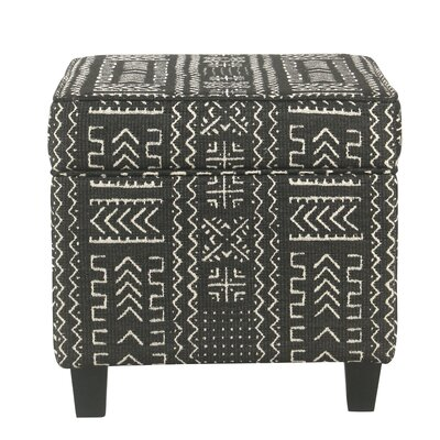 Kelston Square Ottoman with Lift off Top