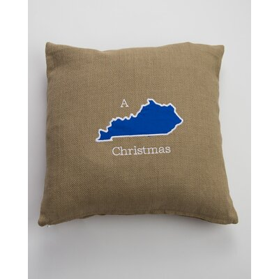 McLaughlin Kentucky Pillow Cover