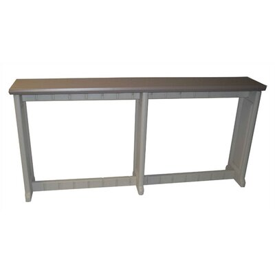 Spa / Patio Home Bar Finish: Portabello