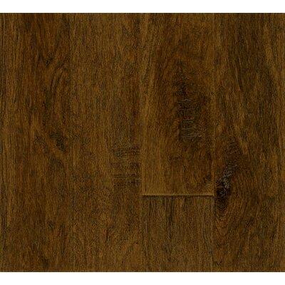 Rural Living 5 Engineered Hickory Flooring In Deep Java