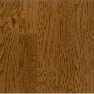 Midtown 5 Engineered Oak Hardwood Flooring in Gunstock