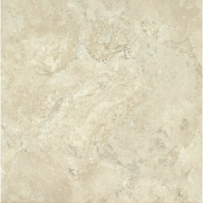 Alterna Durango 16 x 16 Engineered Stone Tile in Cream