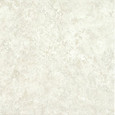 Alterna 16 x 16 Engineered Stone Field Tile in White
