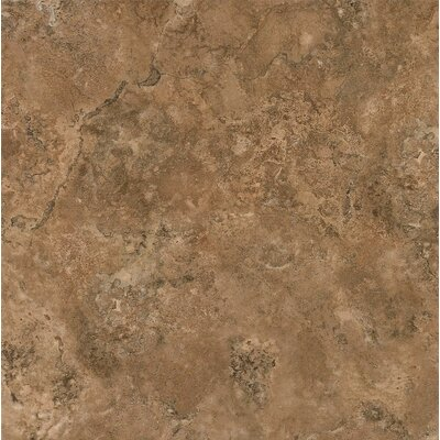 Alterna Durango 16 x 16 Engineered Stone Tile in Clay