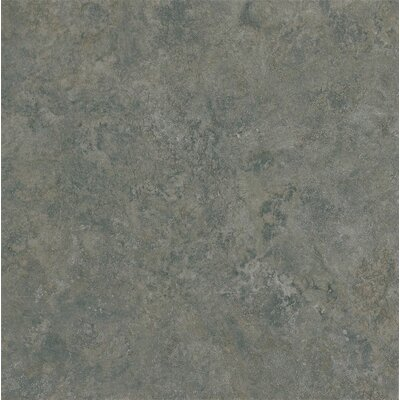 Alterna Multistone 16 x 16 Engineered Stone Tile in Slate Blue
