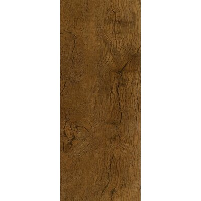 Luxe Timber Bay Hickory 6 x 48 x 4.06mm Luxury Vinyl Plank in Molasses