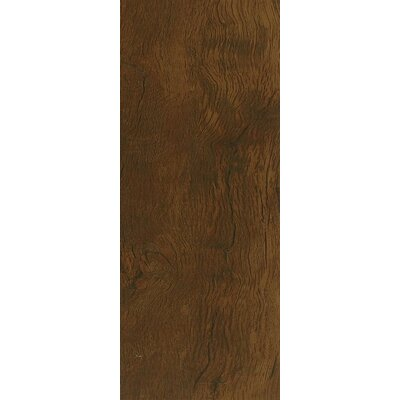 Luxe Timber Bay Hickory 6 x 48 x 4.06mm Luxury Vinyl Plank in Umber
