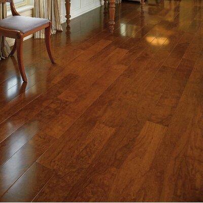 Metro Classics 5 Engineered Cherry Hardwood Flooring in Amber